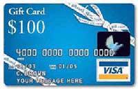 Win a VISA Gift Card