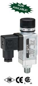 NOSHOK 400 Series Heavy Duty Mechanical Switch