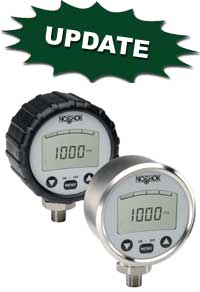 Digital Gauges Offer Compound Ranges