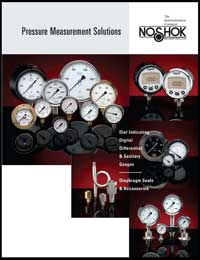 Pressure Measurement Solutions Catalog