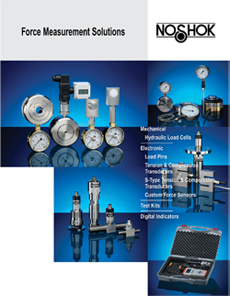 Force Measurement Solutions Catalog