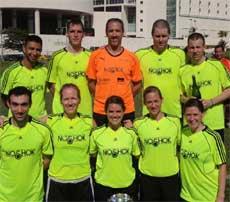 NOSHOK Soccer Team