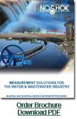 Measurement Solutions for the Water and Wastewater Industry