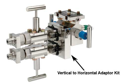 Vertical to Horizontal Adaptor Kit