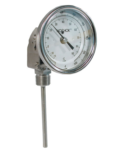 Noshok inc thermometers thermowells