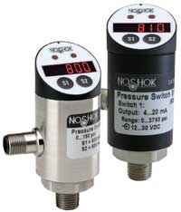 Electronic Indicating Pressure Transmitter/Switch