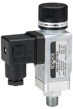 NOSHOK 400 Series Heavy Duty Mechanical Switch
