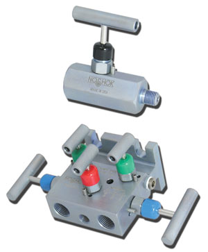 Superior Corrosion-Resistant Plating on NOSHOK Valves