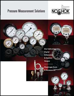 NEW Pressure Measurement Solutions Catalog