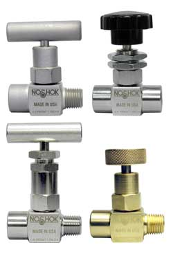 Mini Valves with 10,000 psi pressure rating