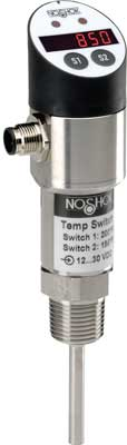 850 Series Electronic Indicating Temperature Transmitter/Switch