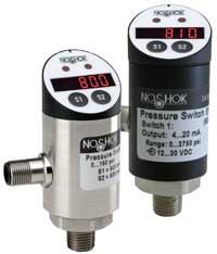 Electronic Indicating Pressure Transmitter/Switch