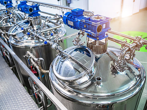 NOSHOK Solutions For Anhydrous Milk Fat (AMF) Processing