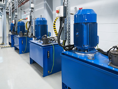 Instrumentation Solutions For Hydraulic Power Units