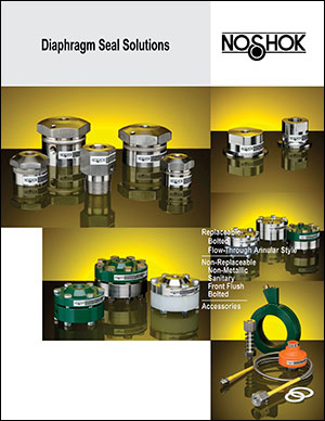 Diaphragm Seal Solutions