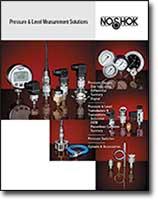 Pressure & Level Measurement Solutions Catalog