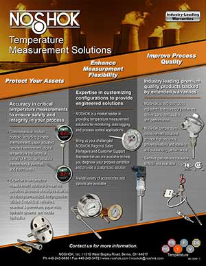 Value Added Benefits - Temperature