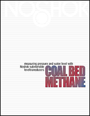 Coal Bed Methane Brochure