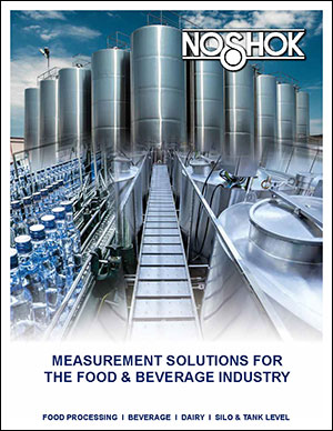 Measurement Solutions for the Food & Beverage Industry