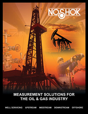Measurement Solutions for the Oil & Gas Industry