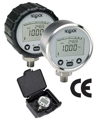 1000 Series Digital Pressure Gauge
