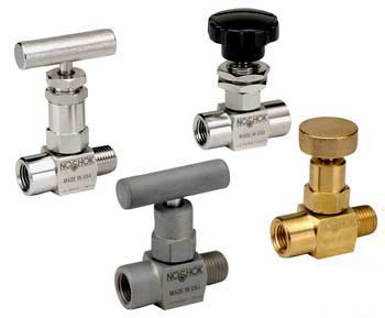 100-140 Series Mini Needle Valves